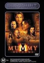The Superbit - Mummy Returns on DVD