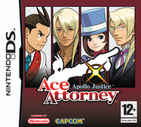 Apollo Justice: Ace Attorney for Nintendo DS