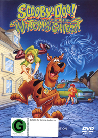 Scooby Doo & The Witch's Ghost on DVD image