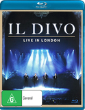 Il Divo - Live In London DVD