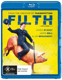 Filth on Blu-ray
