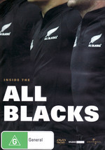 All Blacks: Behind The Legend on DVD
