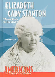 Elizabeth Cady Stanton by Deborah Ann Kent image