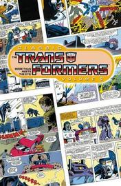 Classic Transformers Volume 5 by Simon Furman image