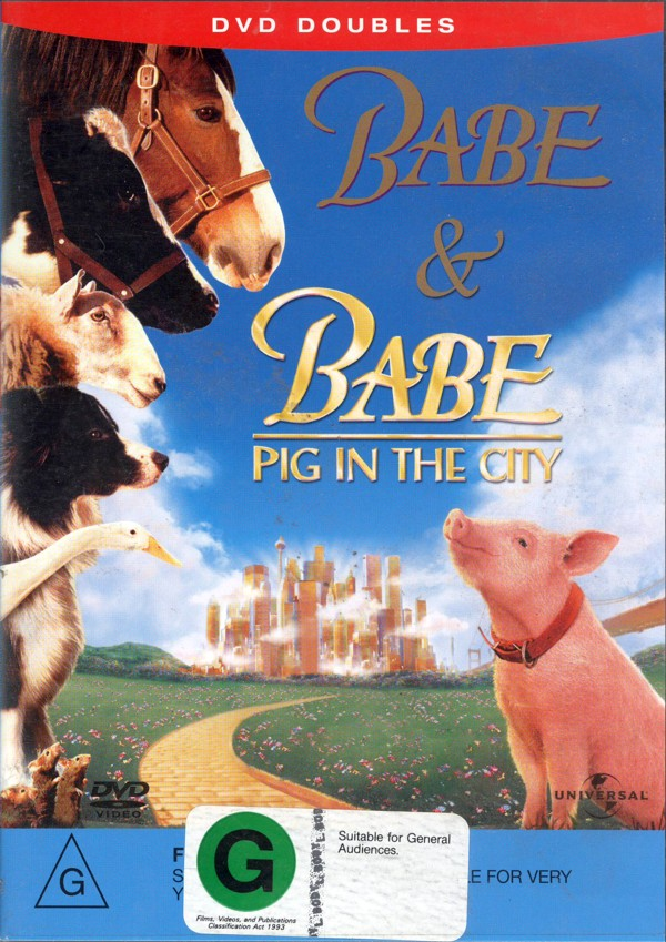Babe Collection (2 Disc) on DVD image