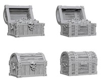 D&D Nolzurs Marvelous: Unpainted Minis - Chests
