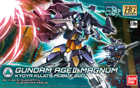 HGBD 1/144 Gundam AGEII Magnum - Model Kits