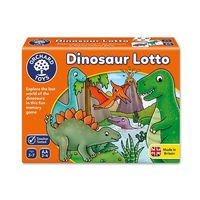 Orchard Toys : Dinosaur Lotto
