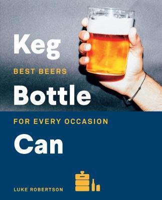 Keg Bottle Can by Luke Robertson