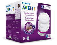 Avent Disposable Breast Pads - Night (20 Pads)