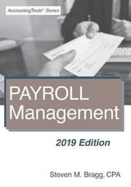 Payroll Management by Steven M. Bragg