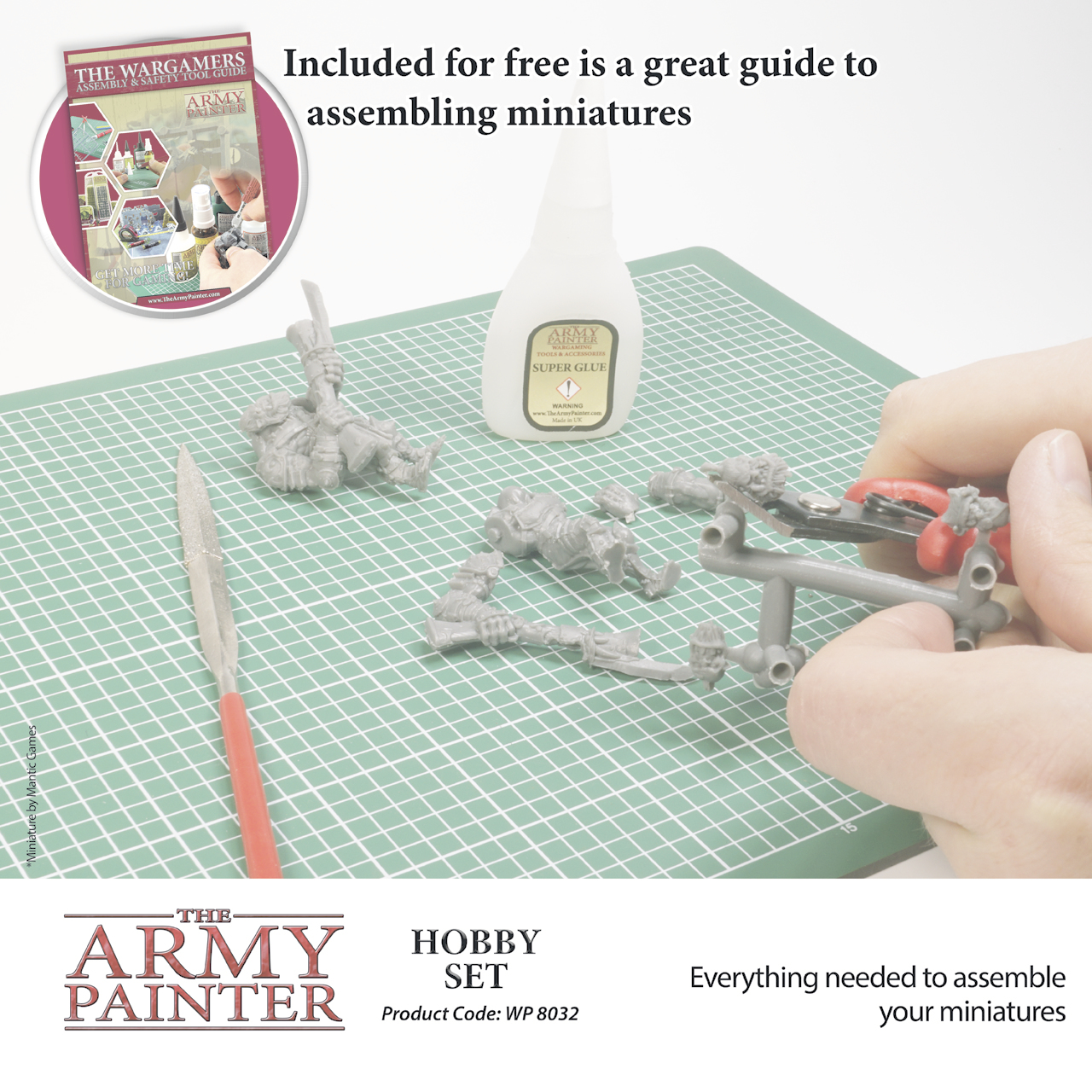 Army Painter Hobby Set image