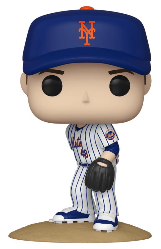 MLB: Mets - Jacob deGrom Pop! Vinyl Figure