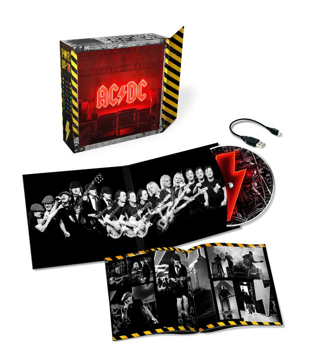 PWR/UP (Limited Edition Lightbox) by AC/DC