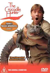 Crocodile Hunter - Vol 3 on DVD