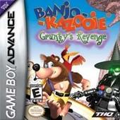 Banjo-Kazooie: Grunty's Revenge for Game Boy Advance