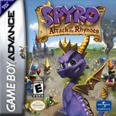 Spyro 3: Attack of the Rhinocs for GBA