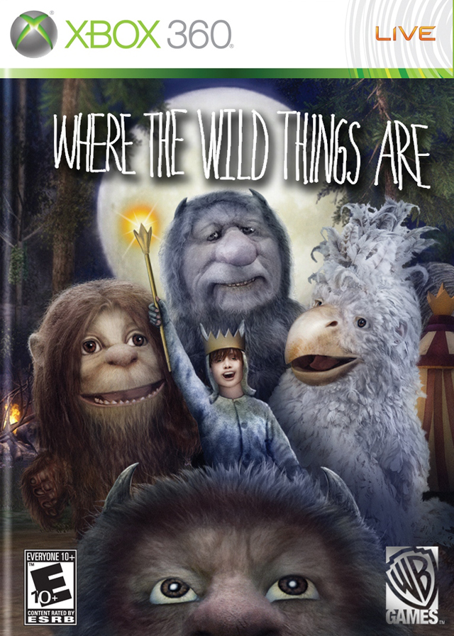 Where the Wild Things Are for Xbox 360 image
