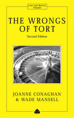 The Wrongs of Tort by Joanne Conaghan image