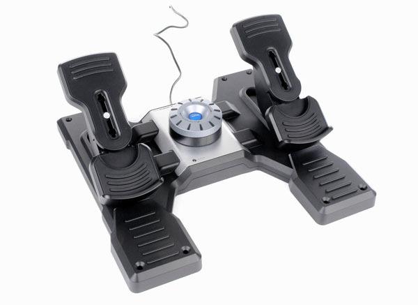 Logitech Pro Flight Rudder Pedals for