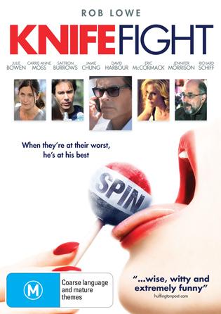 Knife Fight on DVD