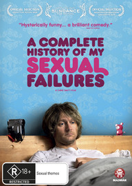 A Complete History of My Sexual Failures on DVD