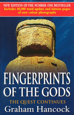 Fingerprints Of The Gods by Graham Hancock