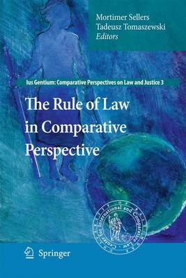 The Rule of Law in Comparative Perspective image