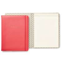 Kate Spade Notepad Folio (She Wrote the Book On It)