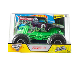 Hot Wheels Monster Jam: 1:24 Scale Diecast Vehicle - Grave Digger