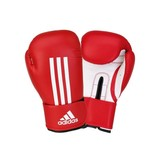 ADIDAS Energy 100 Boxing Glove (Red/White 12oz)
