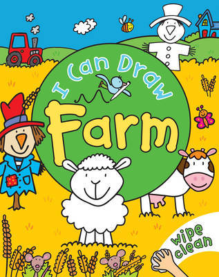 I Can Draw: Farm
