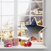 Infinity Light - Hanging Star 20cm image