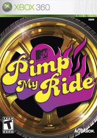 Pimp My Ride for Xbox 360 image