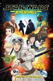 Star Wars Adventures Vol. 1: Heroes of the Galaxy by Landry Walker