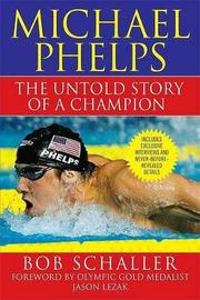 Michael Phelps by Bob Schaller