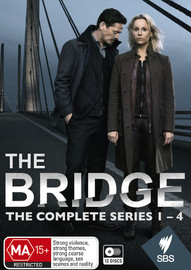 The Bridge Series 1-4 on DVD