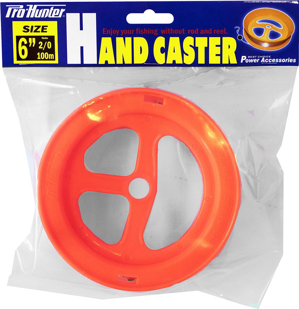 "Pro Hunter Hand Caster 30lb 6"" image"