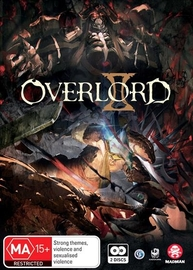 Overlord: The Complete Season 2 on DVD