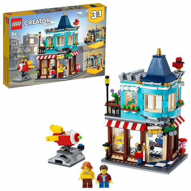 LEGO Creator: Townhouse Toy Store - (31105)