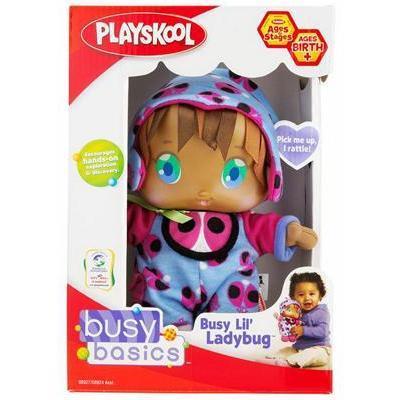 Playskool Busy Babies - Ladybug image