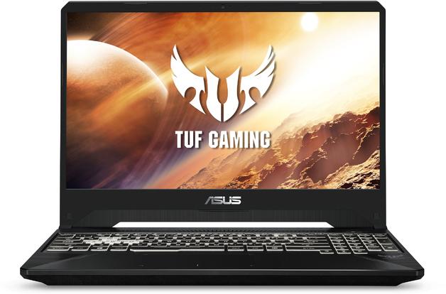 """15.6"""" ASUS TUF Gaming Ryzen 5 8GB GTX1650 512GB 120Hz Gaming Laptop"""