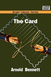 The Card by Arnold Bennett image