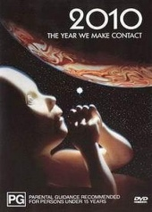 2010: The Year We Make Contact on DVD