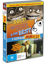 The Bold Brave Best Of Australian Animated Shorts on DVD