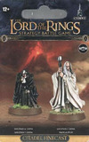 The Lord of the Rings Saruman and Grima