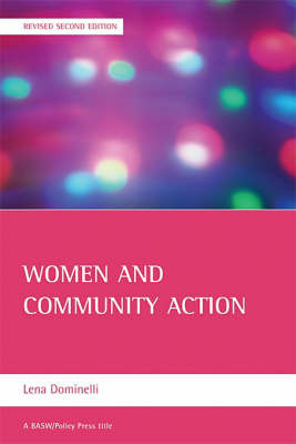 Women and community action by Lena Dominelli