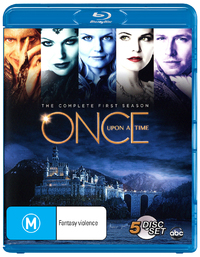 Once Upon a Time - The Complete First Season on Blu-ray