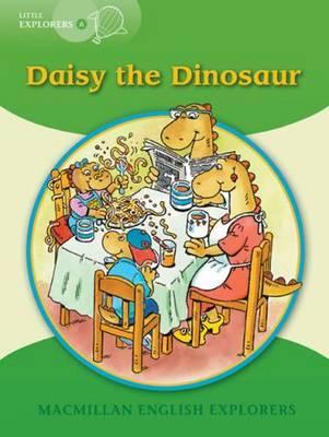 Little Explorers: A Daisy Dinosaur Big Book by Gill Munton