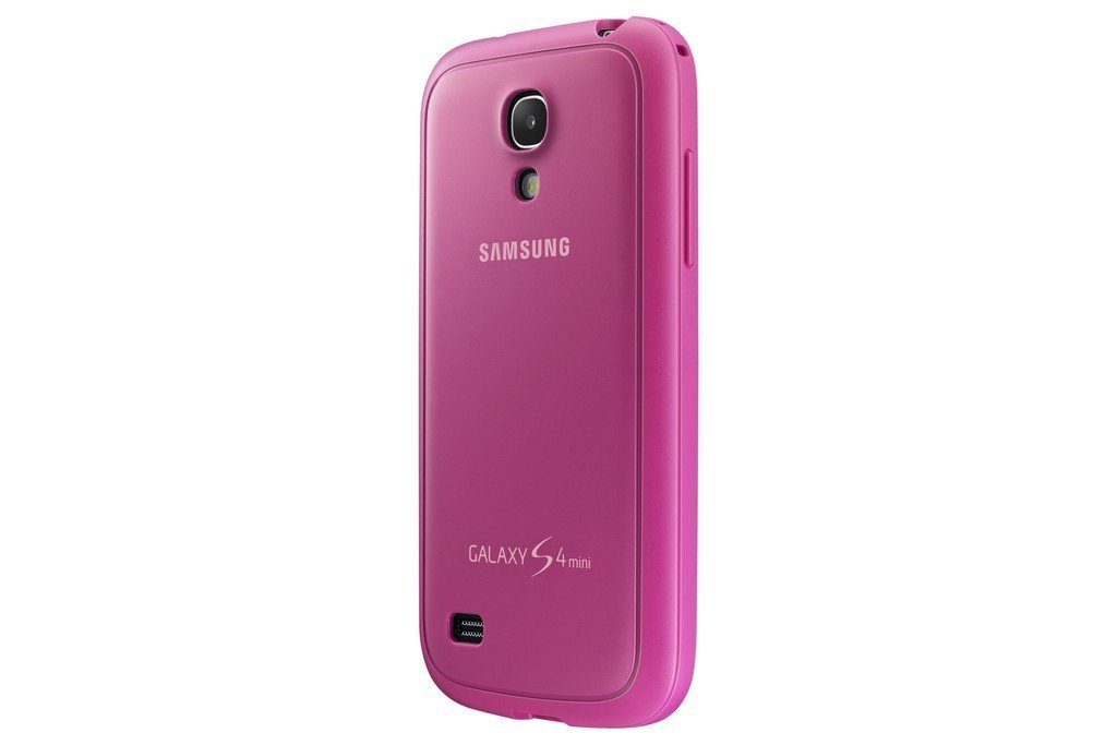 samsung protective cover for galaxy s4 mini pink images. Black Bedroom Furniture Sets. Home Design Ideas